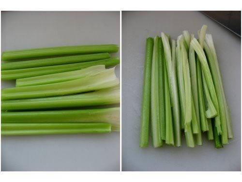 具有降压防癌功效的芹菜水饺的做法