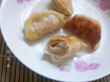 生煎萝卜馅饺子_生煎萝卜馅饺子的做法,怎么做