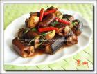 红焖蒜子鳝的做法