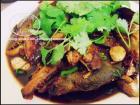 红烧三文鱼头的做法