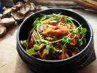 香辣干锅虾煲的做法