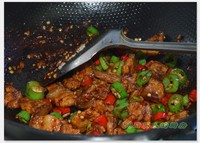 小炒肉的做法步骤图解