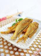 酥炸小黄花鱼的做法