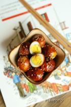 红烧鹌鹑蛋的做法