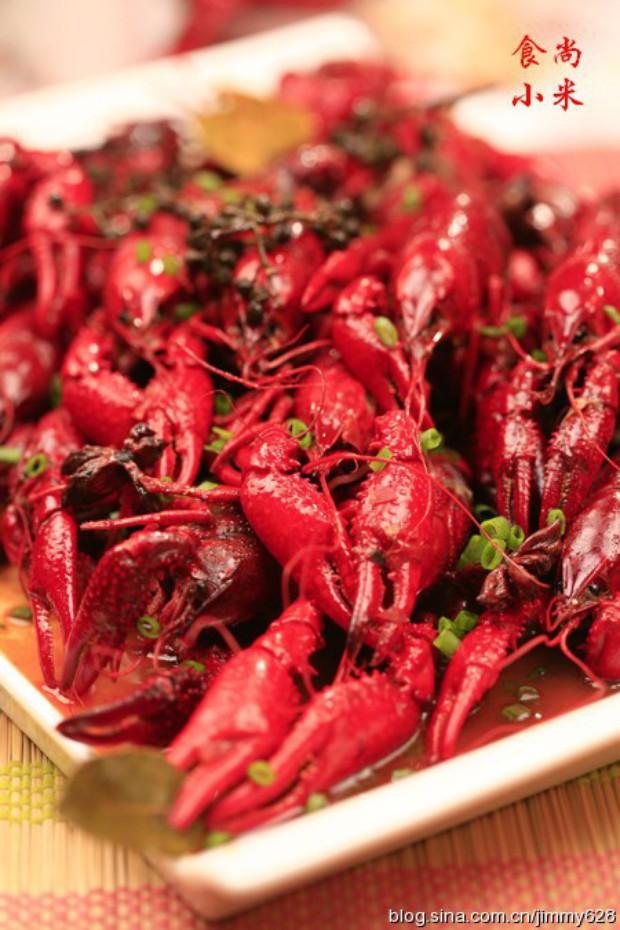 宴客开胃菜 麻辣小龙虾的做法,怎么做,麻辣小龙虾如何做好吃详细步骤图解