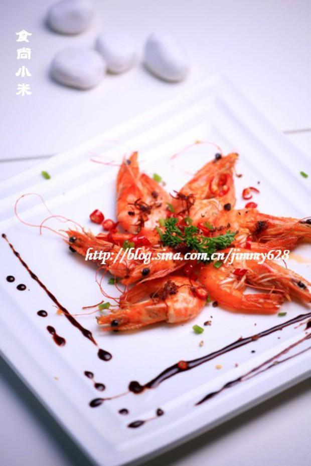 xo酱香辣虾的做法,怎么做,xo酱香辣虾如何做好吃详细步骤图解