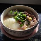 海鲜白菜面的做法