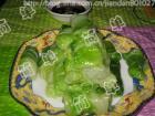 芥末白菜卷的做法