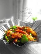 干锅五花肉菜花的做法