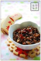 茶树菇面筋酱的做法