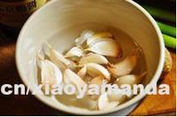 蒜子烧鳗鱼的做法图片步骤2