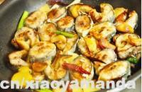 蒜子烧鳗鱼的做法图片步骤6