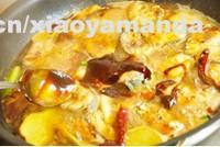 蒜子烧鳗鱼的做法图片步骤8