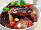 奇香瓦块鱼的做法