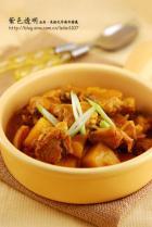 印度风味咖喱鸡的做法