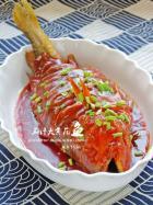 茄汁大黄花鱼的做法