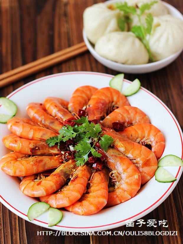 水煮香辣虾的做法,怎么做,水煮香辣虾如何做好吃详细步骤图解
