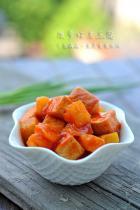菠萝咕老豆腐的做法