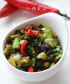 健康脆腌菜的做法