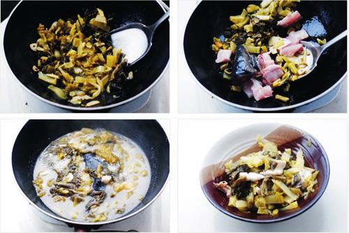 第3步酸菜鱼的家常做法图片步骤
