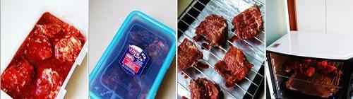 第3步香味撩人的叉烧肉的家常做法图片步骤