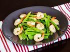 上班族低热量菜 西芹炒虾仁的做法图解,如何做,西芹炒虾仁怎么做好吃