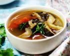 西红柿鲜蘑汤的做法