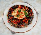 营养少油下饭菜 虾仁茄子的做法图解,如何做,虾仁茄子怎么做好吃