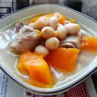 花生木瓜排骨汤的做法