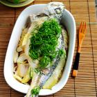 春笋蒸黄鱼的做法