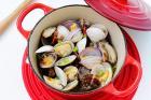 酒香蛤蜊的做法