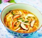 素食三鲜汤的做法
