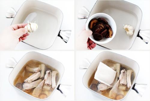 第3步肉骨茶排骨的家常做法图片步骤