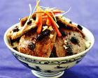 豆豉辣酱拌牛肉的做法