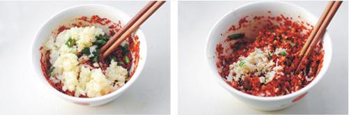 第4步脆辣爽口的韩式辣萝卜的家常做法图片步骤
