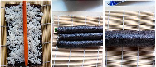 第4步紫菜饭卷的家常做法图片步骤