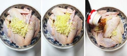 第2步烤鸡翅的家常做法图片步骤