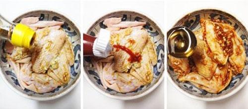 第3步烤鸡翅的家常做法图片步骤