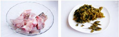 第4步酸菜鲤鱼的家常做法图片步骤