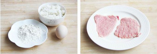 第2步黑椒猪排饭的家常做法图片步骤