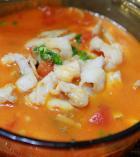 蕃茄桂鱼浓汤的做法