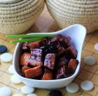 杏鲍菇红烧肉的做法