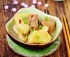 冬季养生煲汤 萝卜羊肉汤的做法图解,如何做,萝卜羊肉汤怎么做好吃