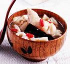 冬季养生煲汤 灵芝猪蹄汤的做法图解,如何做,灵芝猪蹄汤怎么做好吃