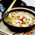花椒鱼片汤的做法