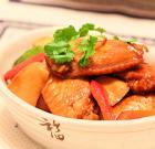 芋艿烧鸡翅的做法