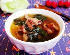 菜干猪骨汤的做法
