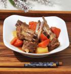冬季御寒暖胃的大补菜 酱香羊排的做法图解,如何做,酱香羊排怎么做好吃