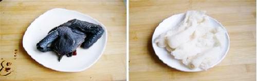第2步最有营养的红枣乌鸡汤的家常做法图片步骤