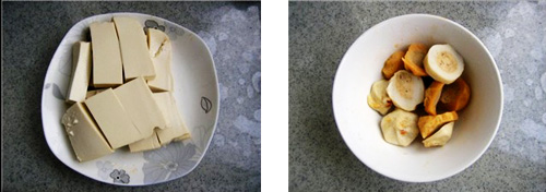 第3步具有中国特色的韩式豆腐锅的家常做法图片步骤